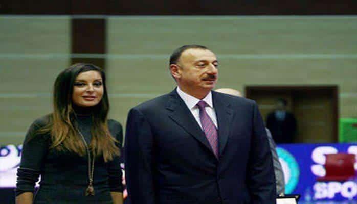 Президент Ильхам Алиев и Первая леди Мехрибан Алиева ознакомились с хлопковым полем в поселке Хиндарх Агджабединского района