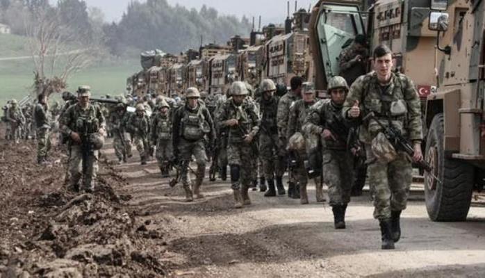 Türkiyə ordusu 3 şəhid verdi - 7 yaralı var