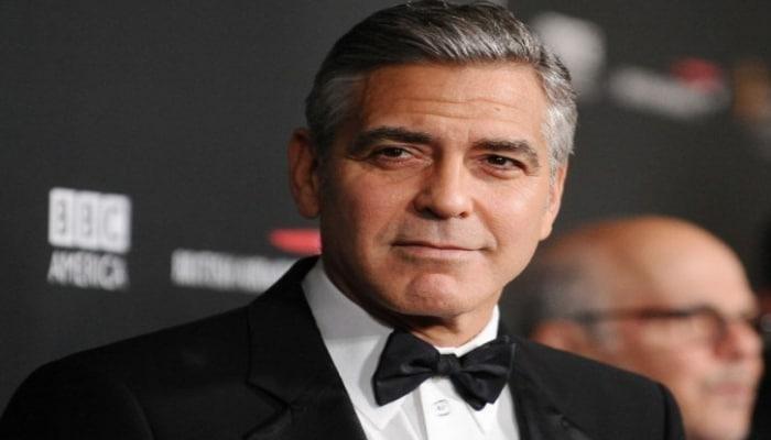Актер Джордж Клуни выделил 1 млн долларов на борьбу с COVID-19