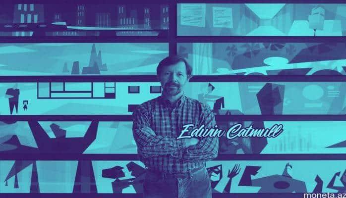 """""""Pixar""""ın həmtəsisçisi Edwin Catmull-dan kreativliyinizi artıracaq 9 sitat"""