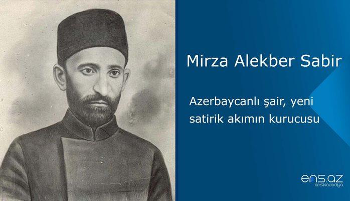 Mirza Alekber Sabir