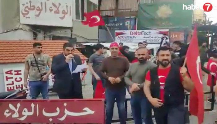 Beyrutda anti-erməni aksiya keçirilir