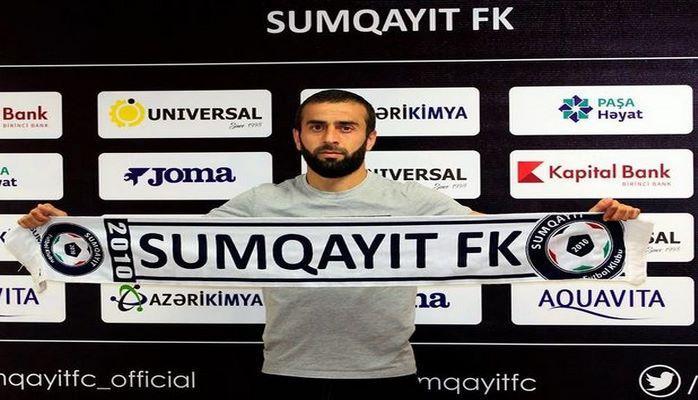 """Millimizin və """"Qarabağ""""ın sabiq futbolçusu özünə klub tapdı"""
