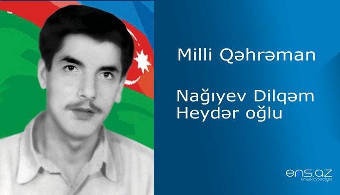 Dilqəm Nağıyev Heydər oğlu