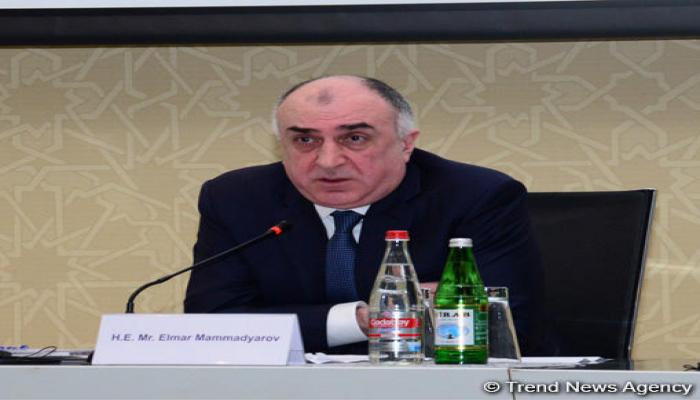 Эльмар Мамедъяров: Азербайджан и Хорватия должны укрепить сотрудничество в сфере транспорта