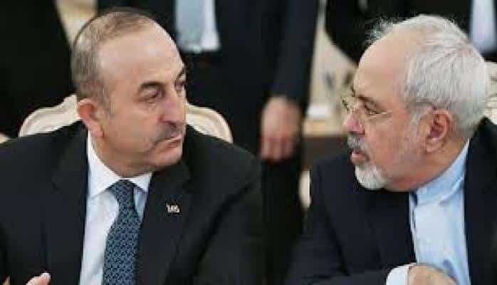 Чавушоглу и Зариф обсудили Сирию