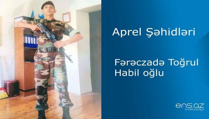 Fərəczadə Toğrul Habil oğlu