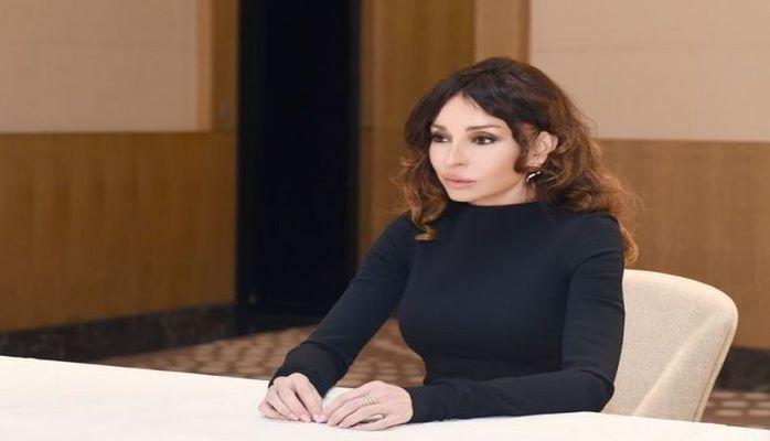 """Mehriban Əliyevadan paylaşım: """"Təbiət naminə birləş, Həyat naminə birləş!"""""""