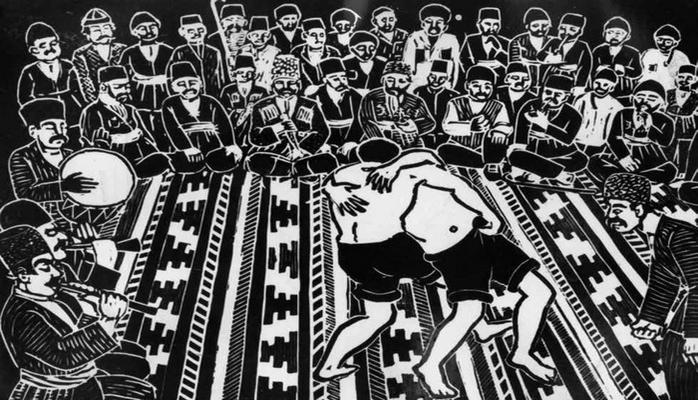 """Зорхана: история """"домов силы"""" в Азербайджане"""