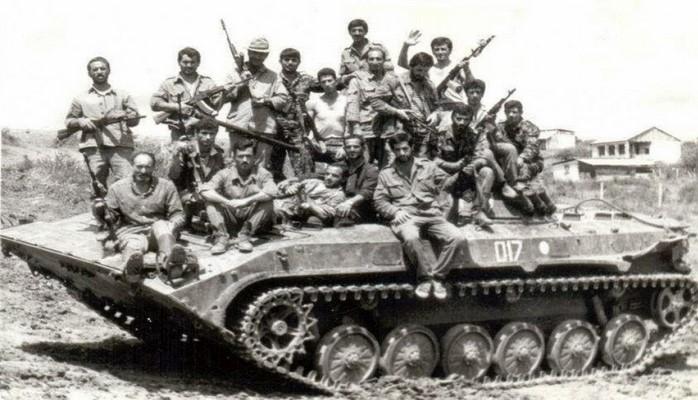Исполняется 25 лет успешной Горадизской операции Вооруженных сил Азербайджана