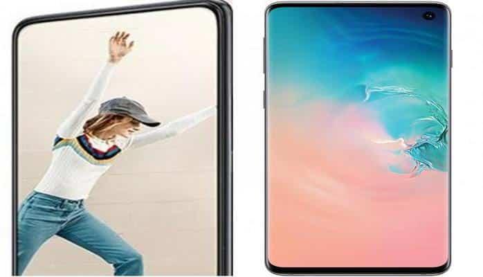 Эксперты сравнили флагманские смартфоны Samsung Galaxy A80 и Galaxy S10