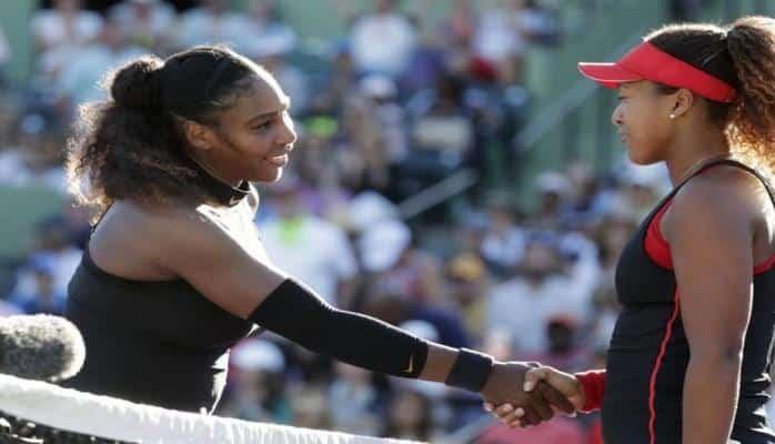 Американка Серена Уильямс и японка Наоми Осака вышли в финал «US Open»