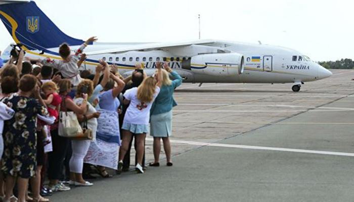 Vətənə qayıdan ukraynalılara mükafat veriləcək