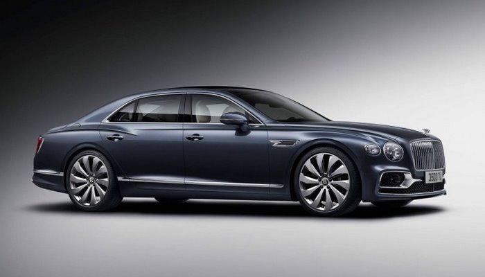 Bentley 2025-ci ilə qədər buraxılacaq bütün modelləri elektrikləşdirəcək
