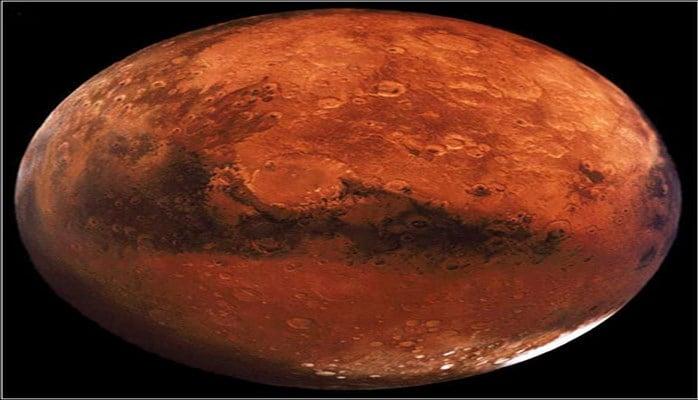 Marsda raket yanacağı istehsalı üçün çoxlu sayda kimyəvi element olduğu aşkarlanıb