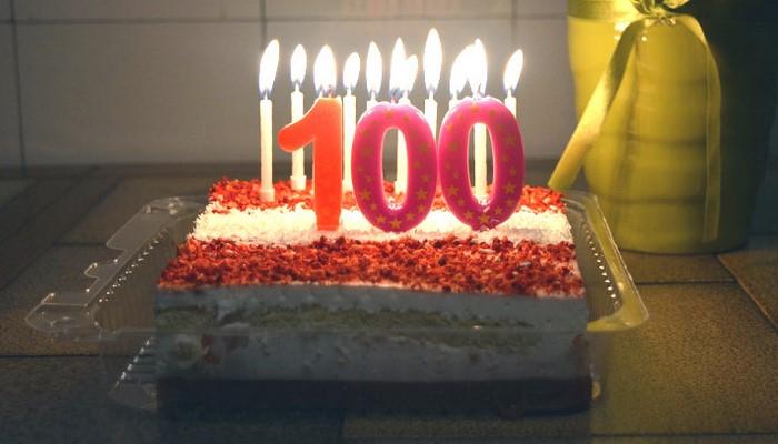 100 yaşını qeyd edən qadın uzunömürlülüyün sirrini açır