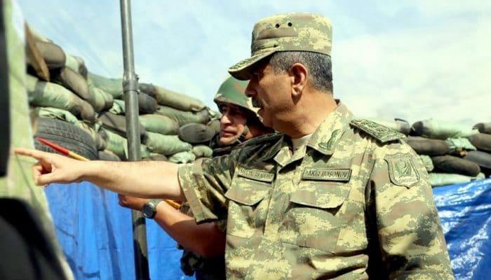 """""""Azərbaycanda aprel müharibəsi ərəfəsindəki vəziyyətdir"""""""