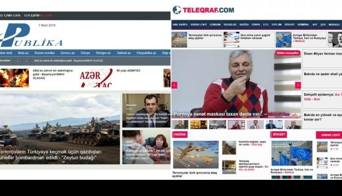 """""""Publika.az"""" və """"Teleqraf.com""""un 6 yaşı tamam olur"""