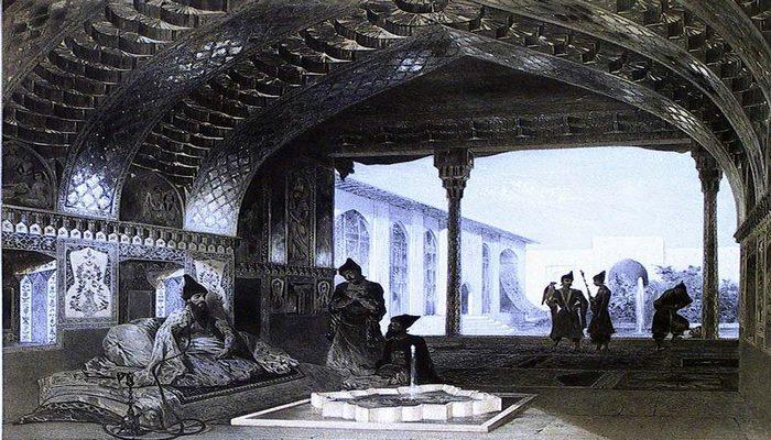 Сардарский дворец в Эривани