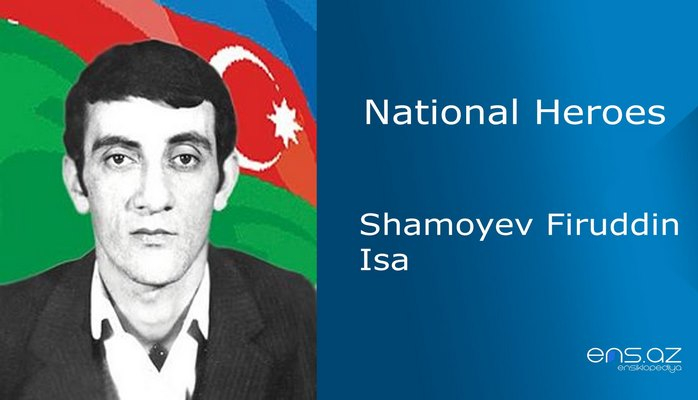 Shamoyev Firuddin Isa