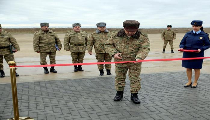 Открылся Учебно-тренировочный центр специалистов БЛА для Азербайджанской армии
