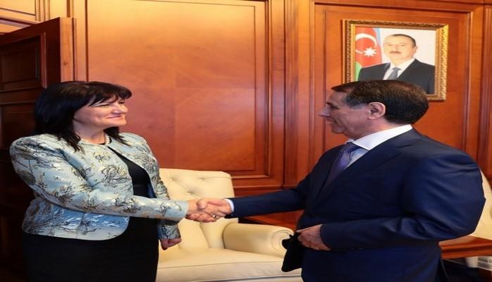 Болгария проявляет большой интерес к реализуемым Азербайджаном глобальным проектам