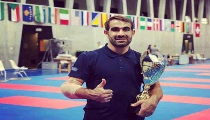 Сборная Азербайджана по каратэ завоевала 11 кубков