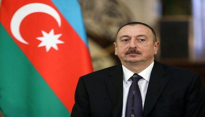 Ильхам Алиев на открытии спортивно-оздоровительного клуба