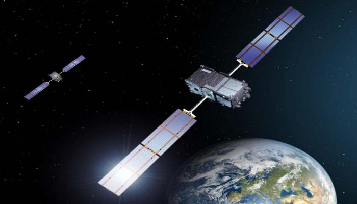 """Индия вывела станцию """"Чандраян-2"""" на орбиту Луны"""