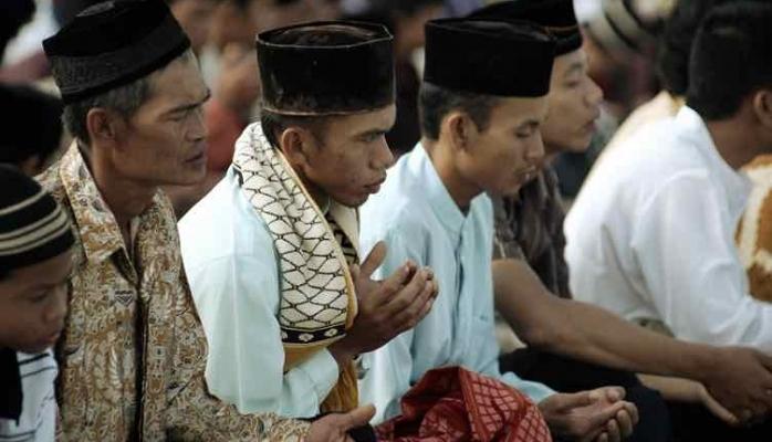 İndoneziyada islam azərbaycanlının hesabına yaranıb