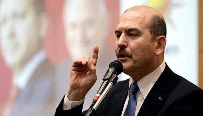 İçişleri Bakanı Soylu: Türkiye'de, 6 aya kadar Arapça tabelaların tamamını değiştireceğiz