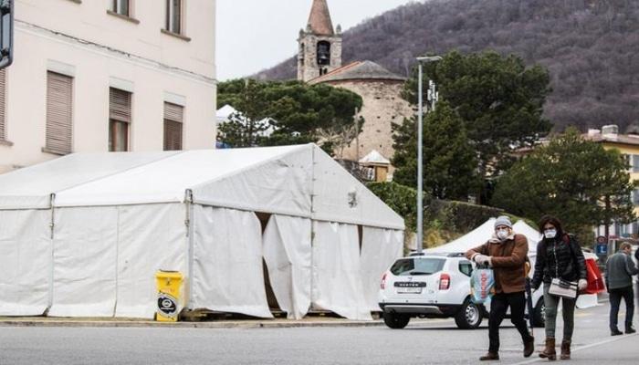 В Швейцарии за сутки число заразившихся коронавирусом выросло более чем на 1000