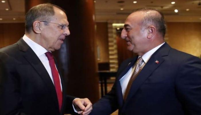 Лавров и Чавушоглу встретятся на полях Мюнхенской конференции
