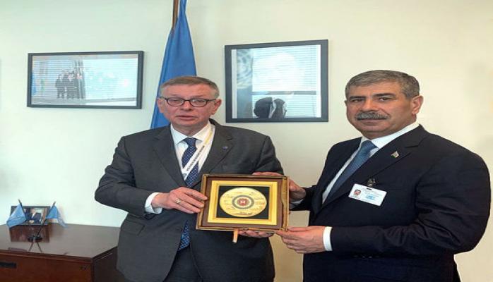 ООН дал высокую оценку Азербайджану