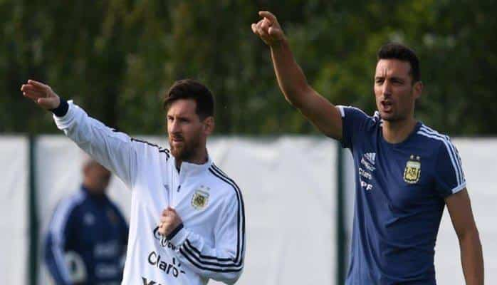 Lionel Messi milli komandaya dönəcək?
