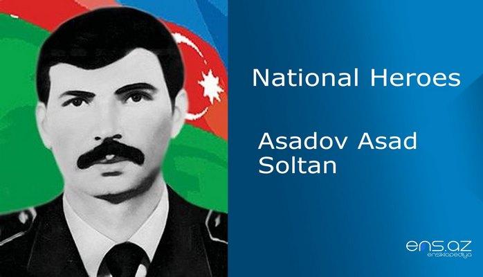 Asadov Asad Soltan