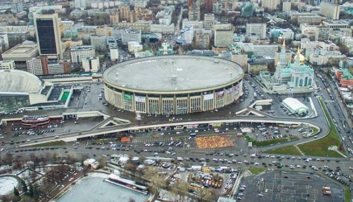 Azərbaycanlı milyarderlər Rusiyanın ən iri idman kompleksini aldı