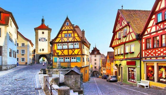 Переезжать в Германию - уже не так дорого