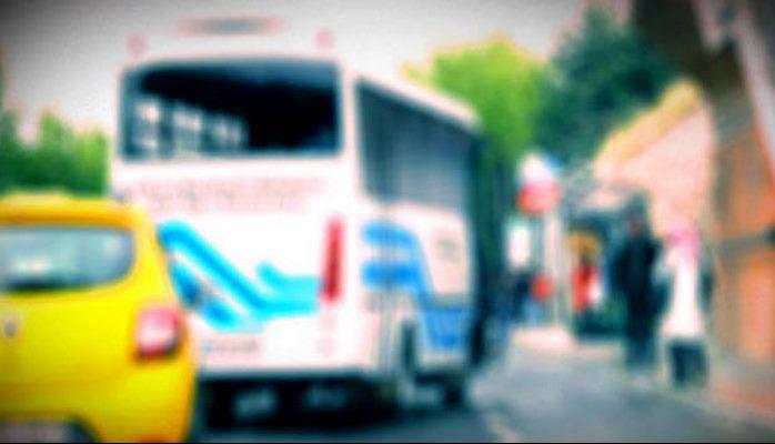 Toplu taşıma kullananlar dikkat ! Otobüs yolcularına