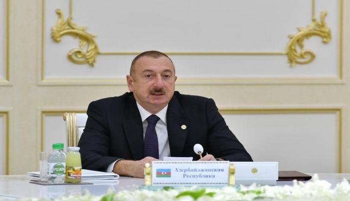 Как Президент Ильхам Алиев  разоблачил цехакронизм Никола Пашиняна