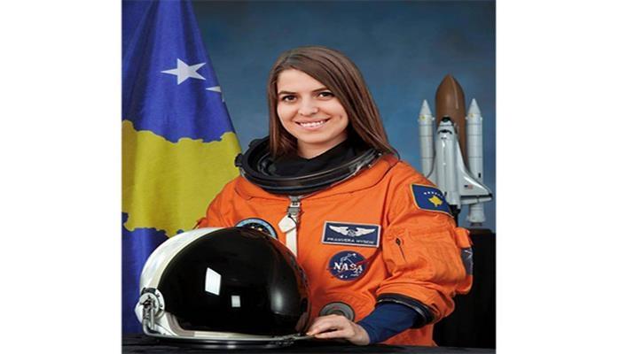 Единственная азербайджанка – космический пилот NASA: эксклюзивное интервью из США