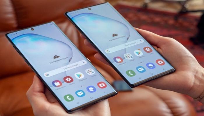 Начались продажи нового смартфона Samsung Galaxy Note 10