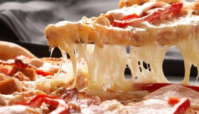 30 saniyəyə hazırlanan pizza