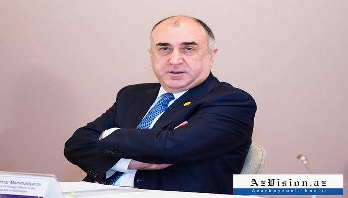 """""""Sosial şəbəkələrin həyatımızda mühüm rolu var"""" - Məmmədyarov"""