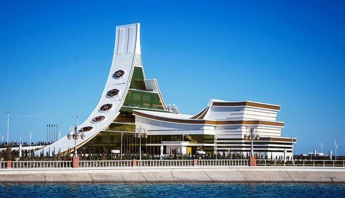В туркменской Авазе проведут международный форум по туризму