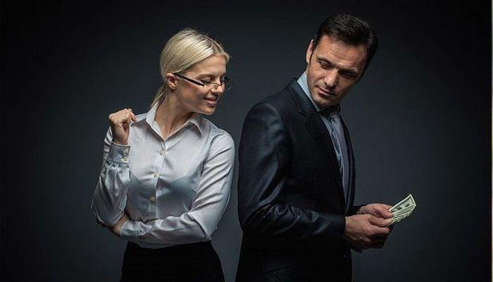 Подсчитана разница в зарплатах мужчин и женщин