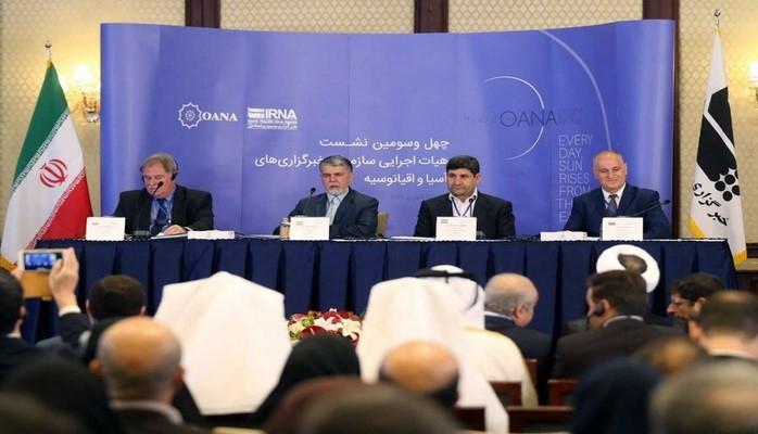 В Тегеране состоялось официальное открытие 43-го заседания Исполнительного комитета OANA