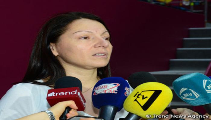 Азербайджанские гимнастки осознают свою ответственность на Чемпионате мира — главный тренер сборной Мариана Василева