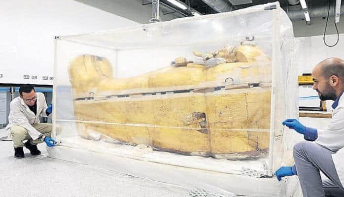 Tutanhamonun qəbri ilk dəfə restavrasiya ediləcək