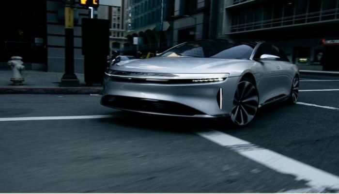 Представлен конкурент электромобилей Tesla